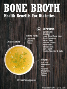 Bone Broth Health Benefits For Diabetics